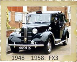 London Taxi 1948