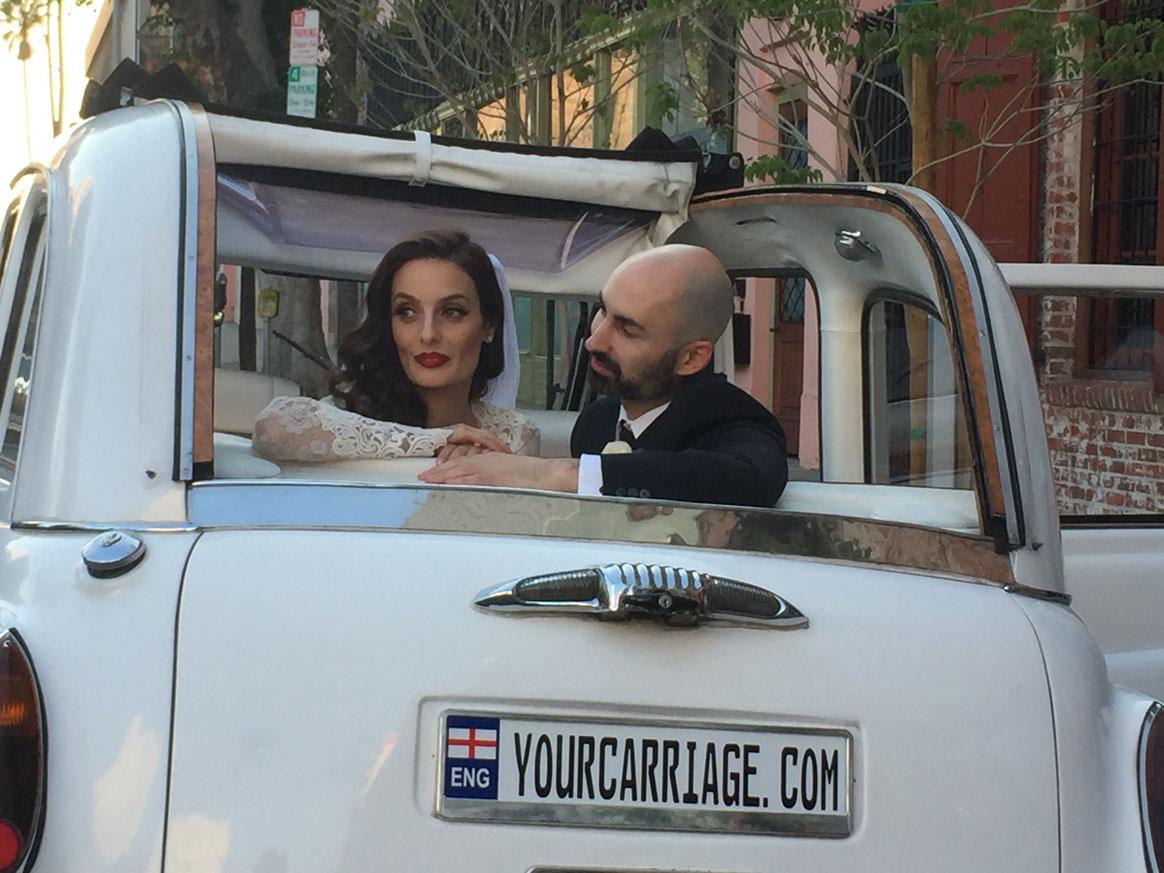 Michael Schmind Wedding